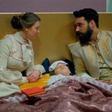До слёз трогательные моменты из сериала «Султан моего сердца»