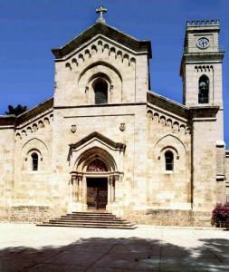 Храм в Абу Гош