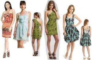 платья 2010