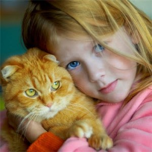 животное для ребенка