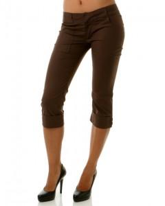 брюки капри