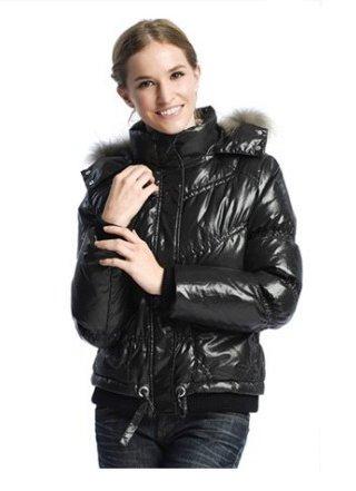 зимние куртки кожаные с мехом