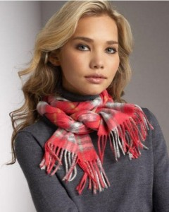 модные шарфы 2014-2015