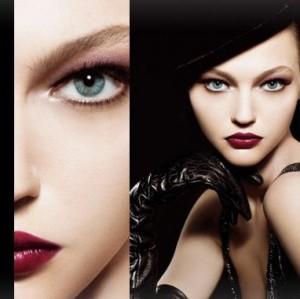 модный макияж зима 2014-2015