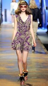 модные тенденции лето 2011