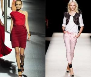 мода 2011 главные тенденции