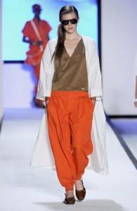 мода 2011 весна фото
