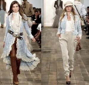 модные тенденции весна 2011