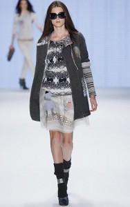 мода весна 2011