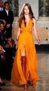 мода весна 2011 тенденции