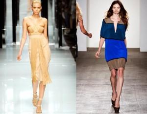модные тренды весны 2011