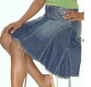американская юбка