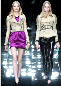 куртки кожаные женские 2014
