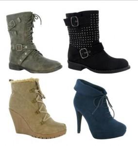 обувь осень 2011