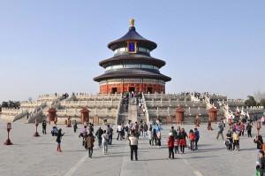 Пекин храм Неба