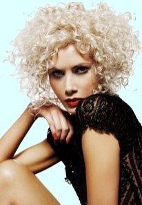 Стрижка для вьющихся волосы