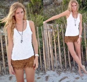 пляжные шорты женские