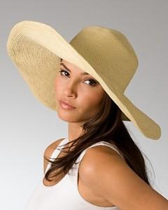 женская соломенная шляпа 2014