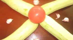 огурцы помидоры и чеснок