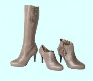 женская осенняя обувь 2014-2015