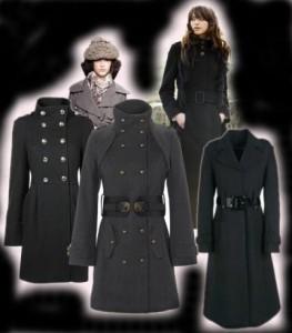 Женское пальто зима 2014-2015 фото