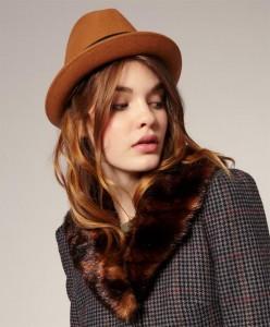шляпы женские 2014-2015