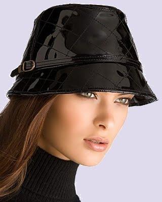 модная шляпка женская