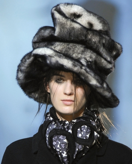 Экстравагантные шапки