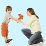Праздник день матери