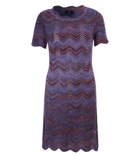Вязаные платья 2015-2016