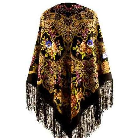 Цыганские костюмы своими руками