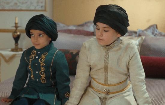 Абдулхамид и Абдул-Меджид