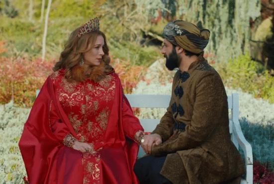 Эсма-султан и Намык-паша