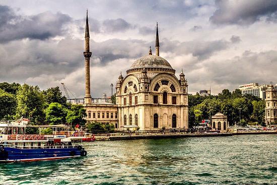 Мечеть Безмиалем-султан