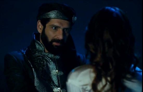 Намык-паша и Гюльфидан-султан