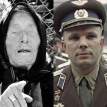 «Гагарин не умер, он был взят» — таинственное пророчество Ванги