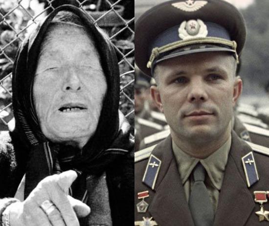 Пророчество Ванги о Гагарине