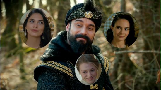Султан Махмуд и его женщины
