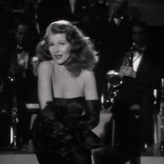 Жилда из кинофильма «Gilda»