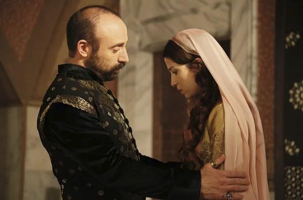 Сулейман и Хатидже