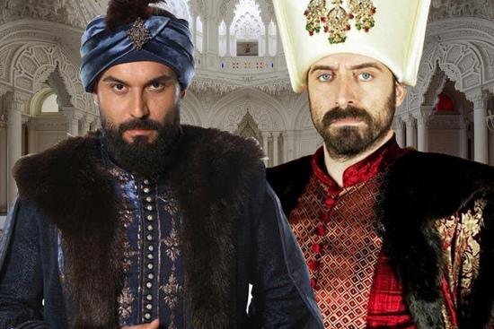 Султан Махмуд и султан Сулейман
