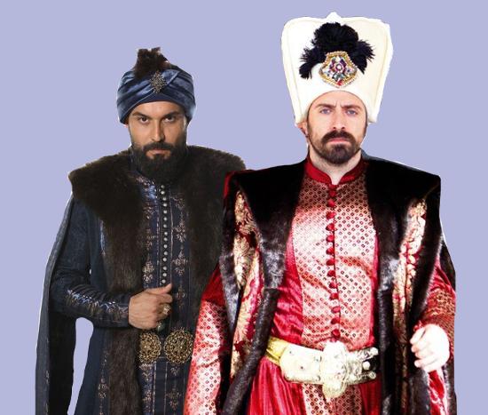 султаны Махмуд и Сулейман