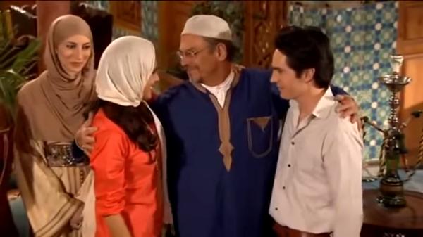 Дядя Али, Хаде (Жади) и Лукас