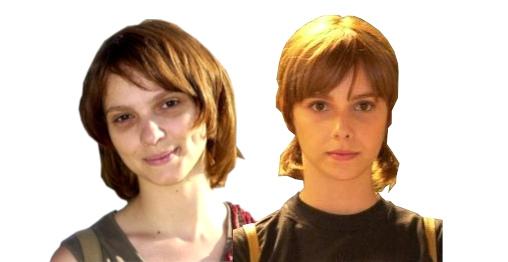 Синтия и Дебора Фалабелла