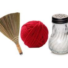 3 домашних предмета, обладающих магической силой