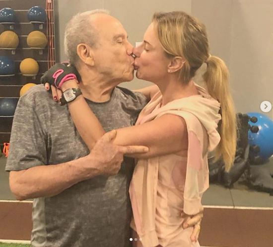 Стенио Гарсия и Марлиени Саад