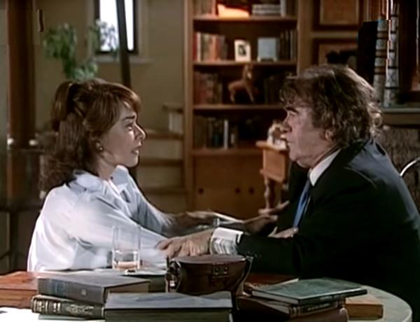 Эдна признается в любви Альбьери