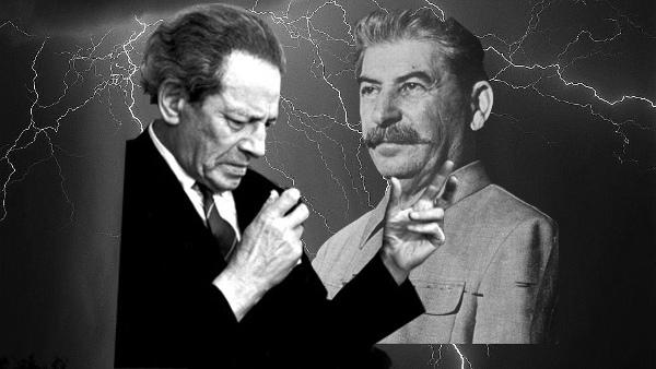 Вольф Мессинг и Сталин