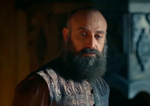"""Султан Сулейман в сериале """"Великолепный век"""""""
