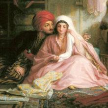 Гарем султана Селима Грозного